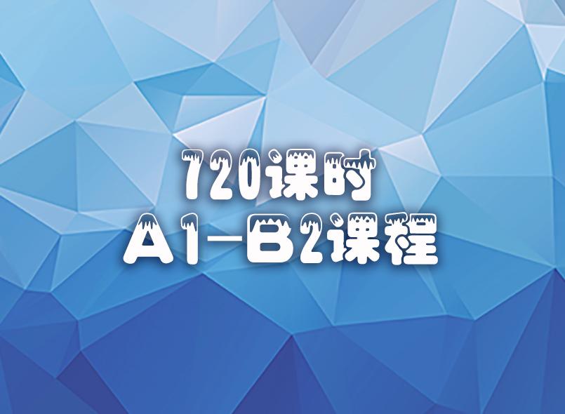720课时A1B2意语精品课程