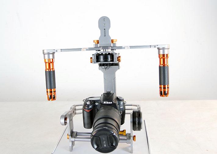 三轴陀螺仪稳定器
