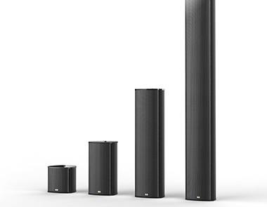 CX系列固定安装音柱系统