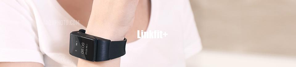 linkfit智能手环众筹页面策划拍摄,四季沐歌孵化项目