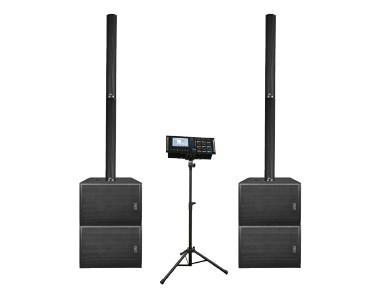 DLS音柱系统