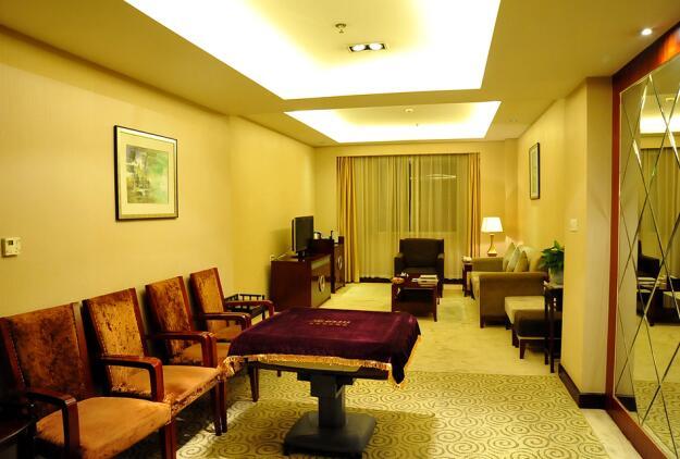 逸安酒店豪华公寓套房