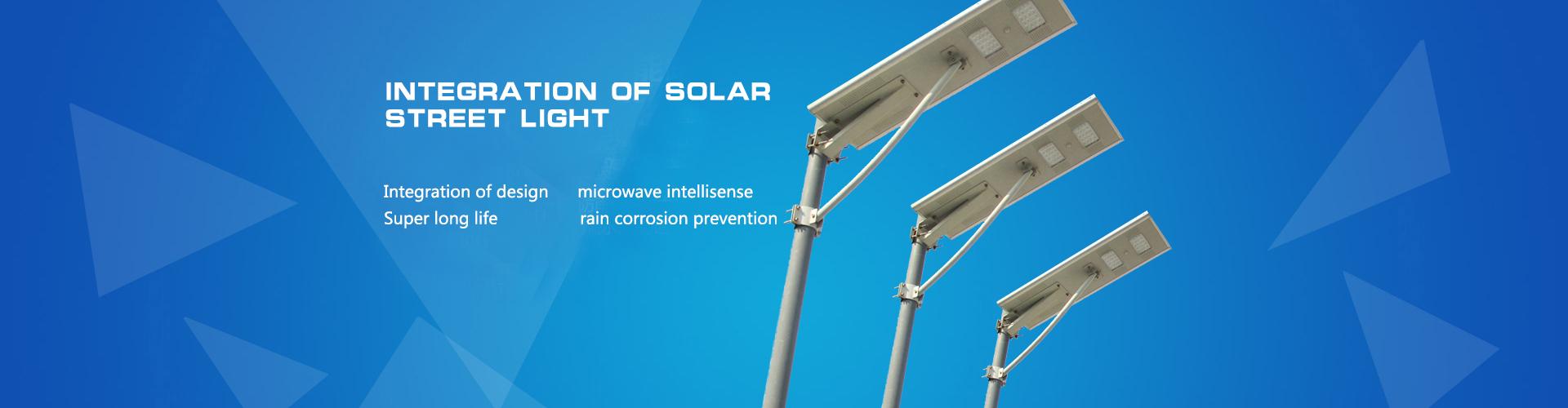 Integration of solar