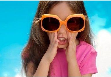 夏季眼睛防晒注意事项