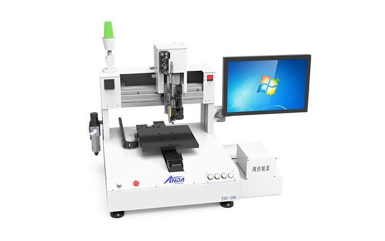 TSV-300 / TSV-400高速点胶机