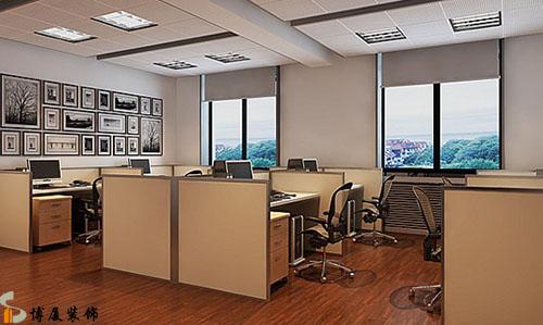 杭州办公室装修设计如何让窗户成为靓点