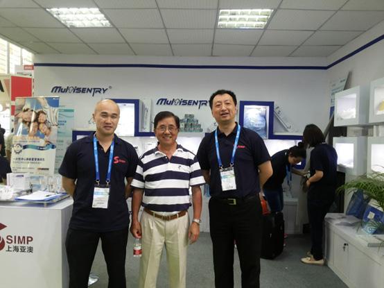 CMEF,上海博狗游戏网站的成长足迹