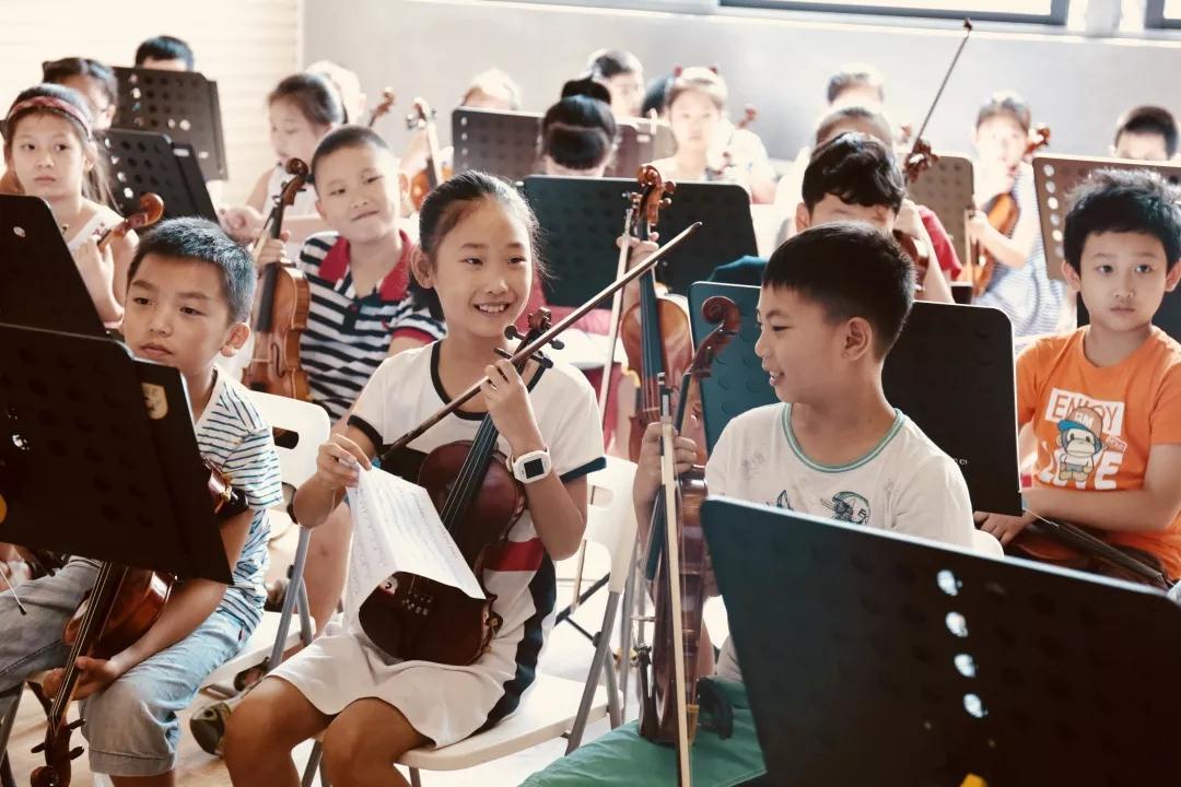 学小提琴需要掌握的7大基本功
