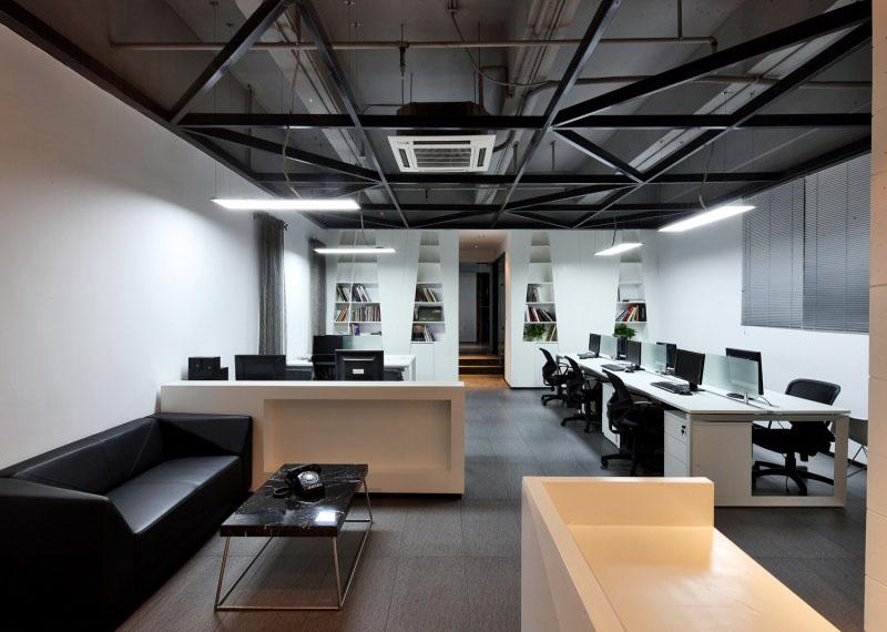 汉斯- 办公室设计 - 伟锦行(北京)装饰工程有限公司