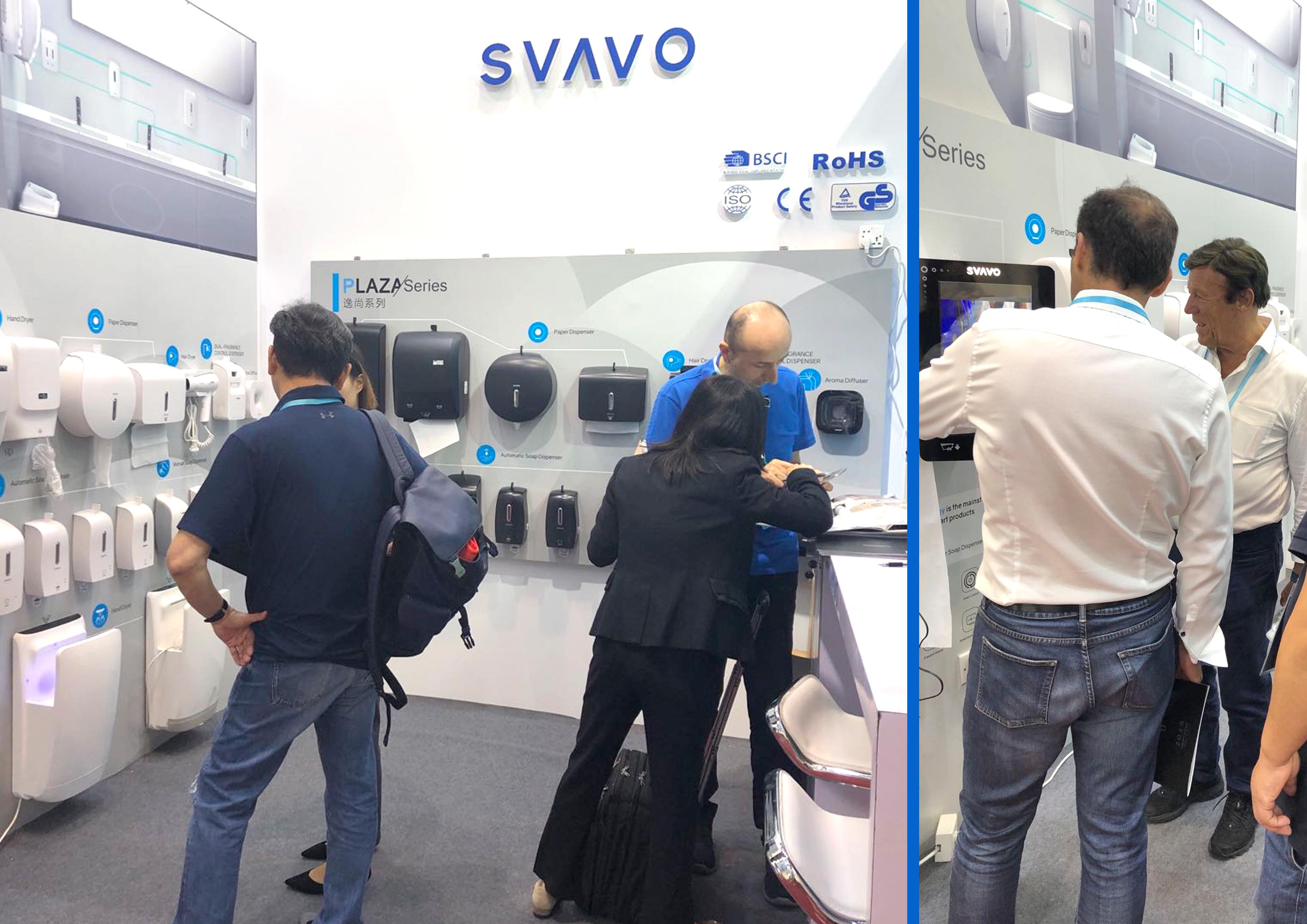 最新资讯:第126届秋季广交会,瑞沃SVAVO携创新产品参展