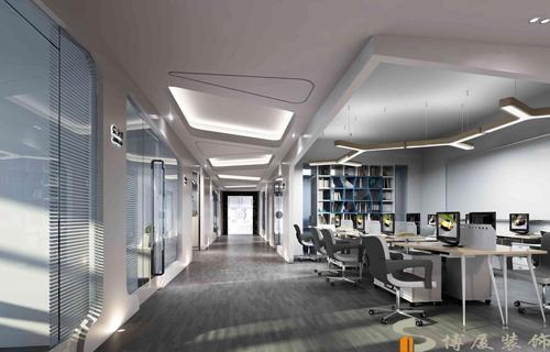 博厦资讯 办公室风水  杭州写字楼装修风格的选择,不仅要按照个人喜好