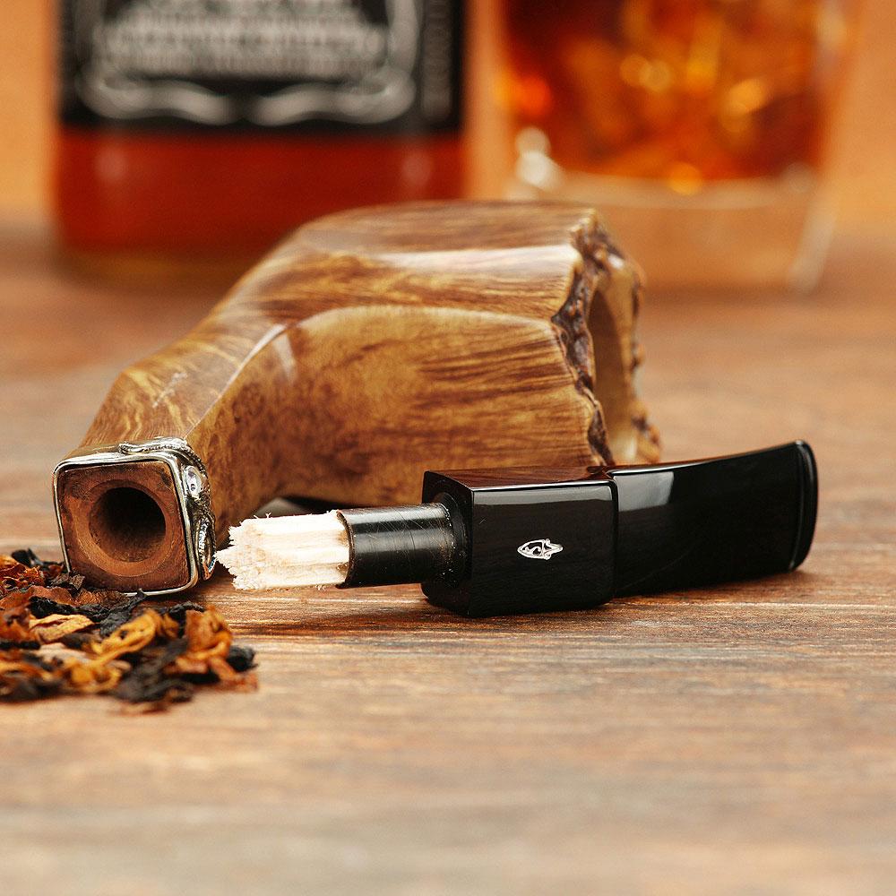 解决烟斗黏住的问题