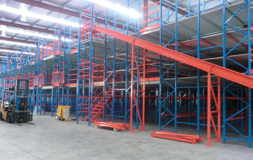 Multi-tier Mezzanine