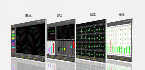 数据记录仪T3接口图显示界面图