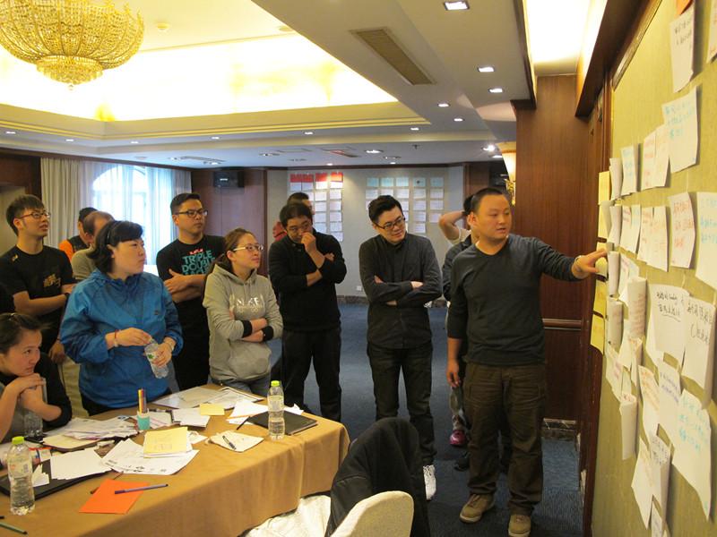 耐克(中国)教练式领导工作坊