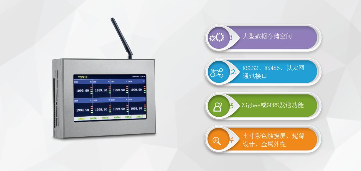 数据记录仪T3特点描述
