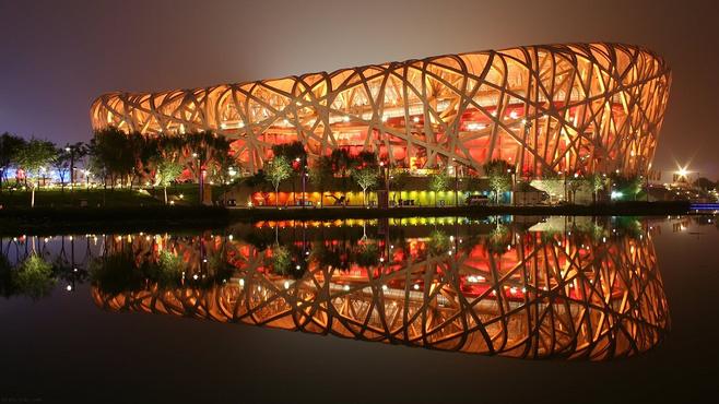 2008年北京奥运会鸟巢