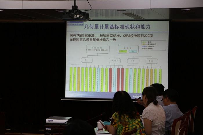 2016全国计量测试学会几何量委员会换届会议暨先进技术交流会议圆满成功!