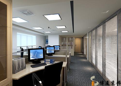 杭州办公室装修设计|办公室中央空调