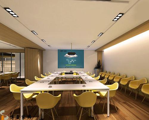 杭州办公室装修设计|办公室会议室设计