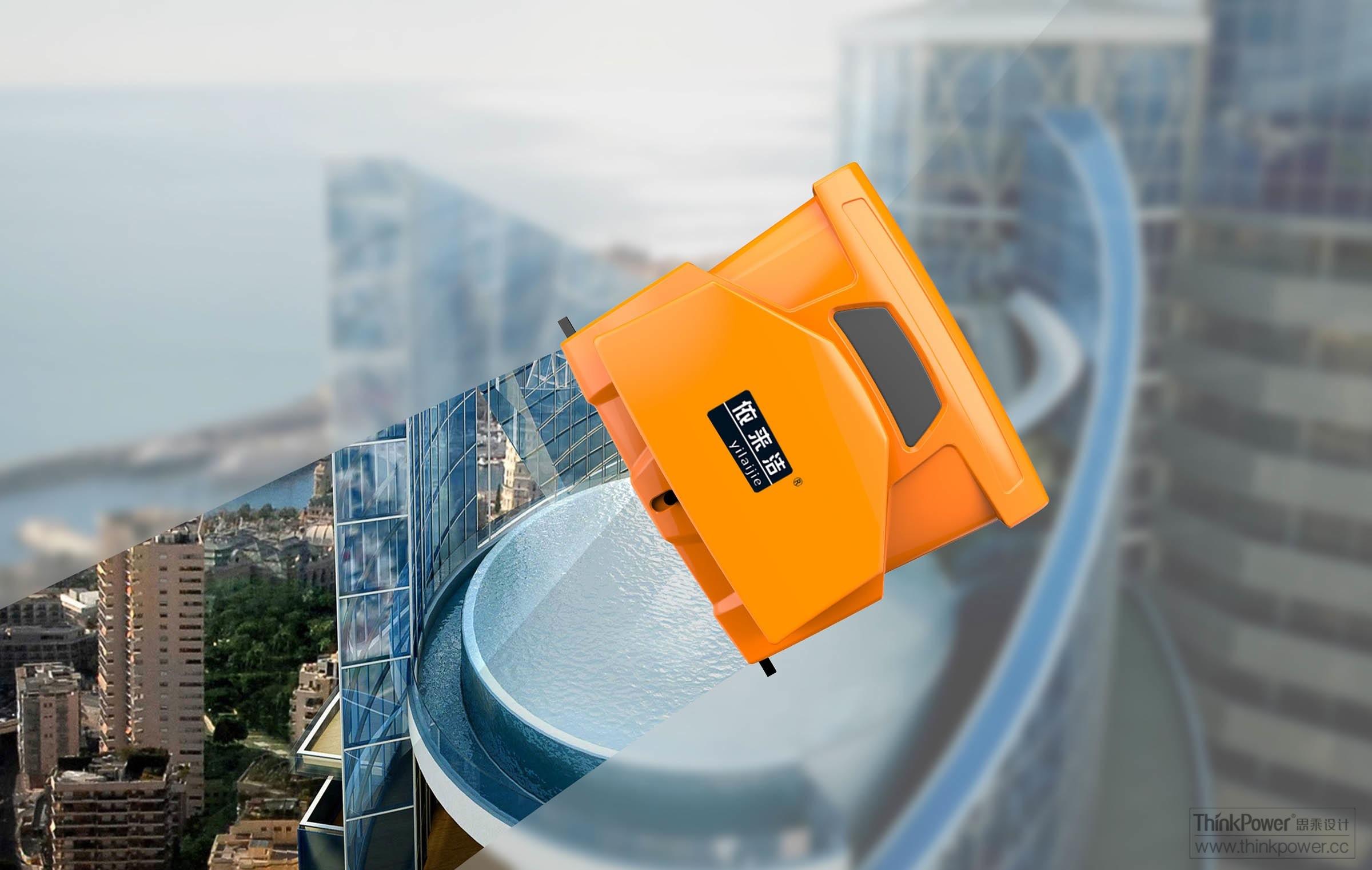 玻璃清洁器 - 其它产品 - 北京思乘创新工业设计有限