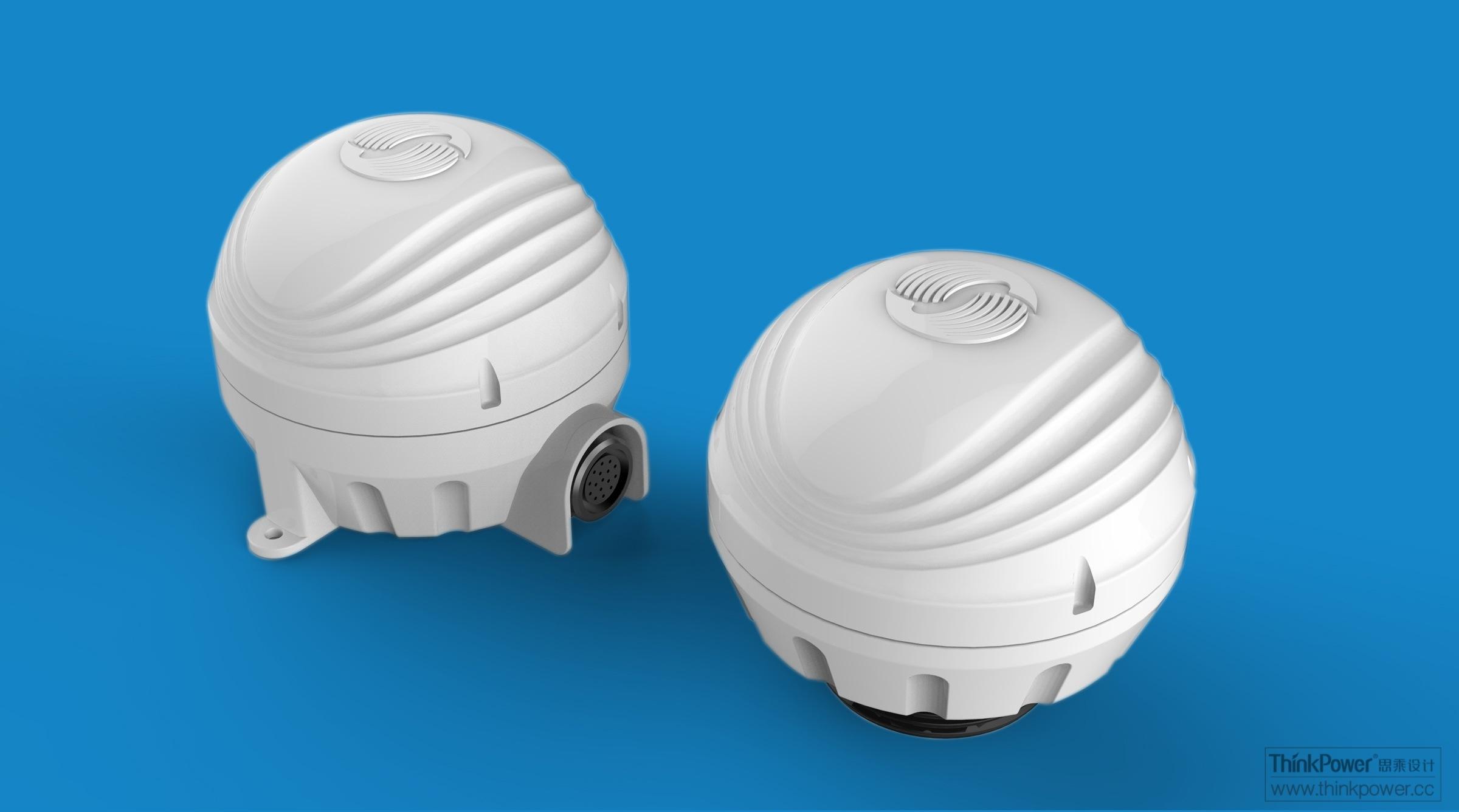 海用型北斗天线 - 专业设备 - 北京思乘创新工业设计