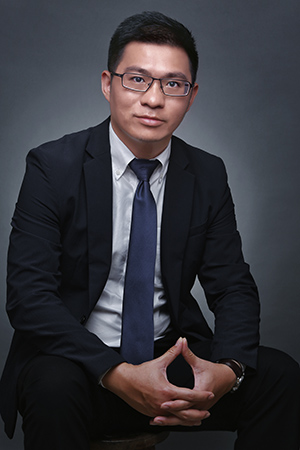 陈挺峰 CEO