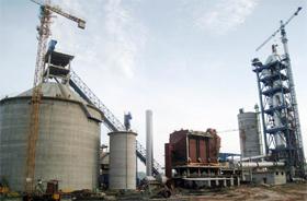 Vietnam Dong Banh 2500t/d Cement Production Line