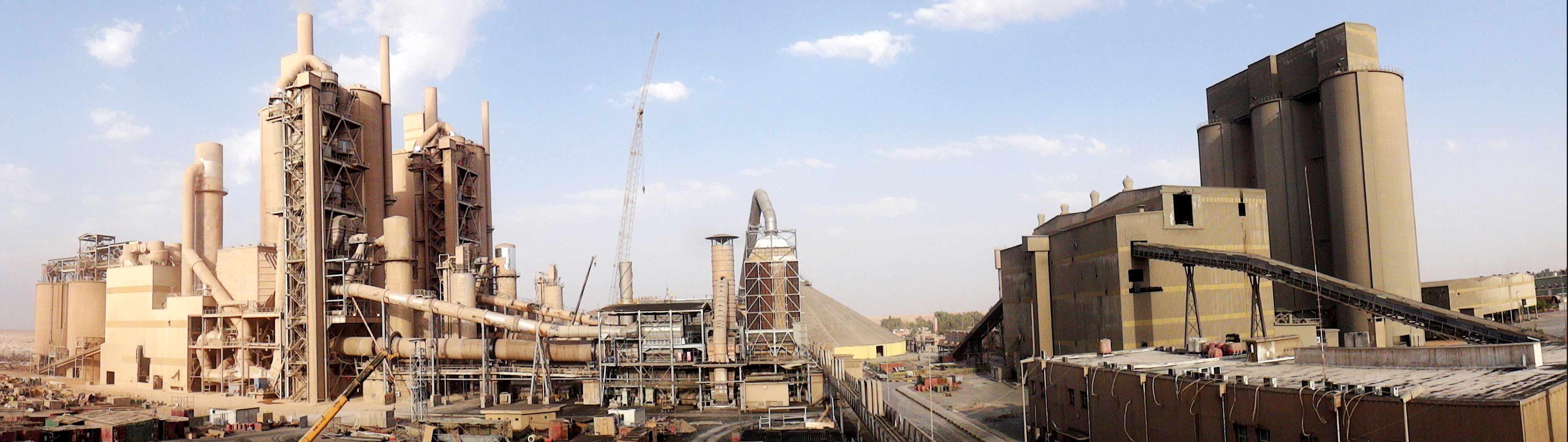 Iraq Karbala 3000t/d Cement Plant Rehabilitation Project