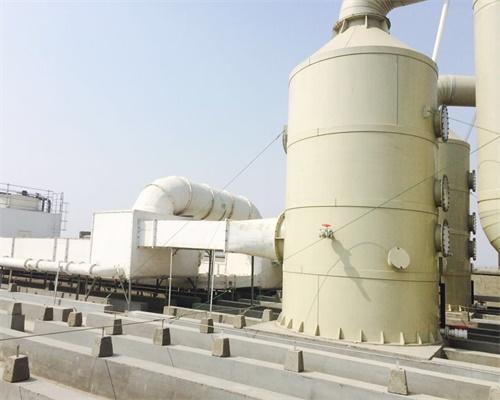 活性炭除臭系统
