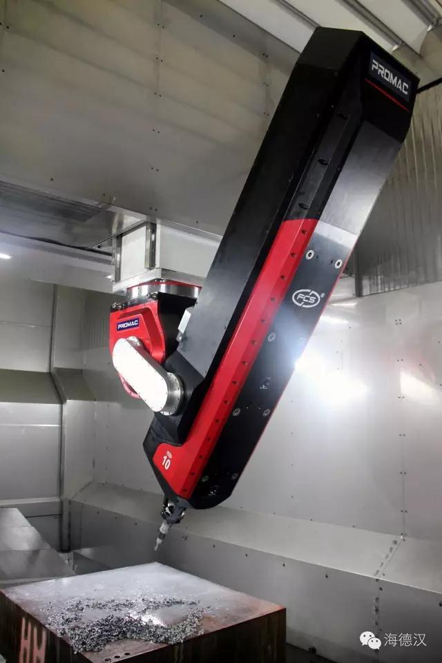 iTNC 530 HSCI控制高度自动化的加工中心