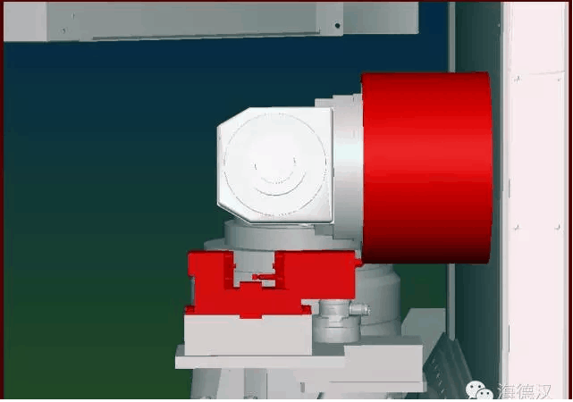 TNC 640新特性:详细描述机床零部件及刀座的图形