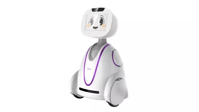 小暄家庭陪伴机器人