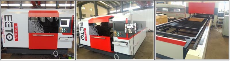 máy cắt laser 1000W3015 sợi