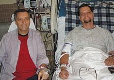 肾脏移植亲历家庭激励更多的人成为活体肾脏捐献者
