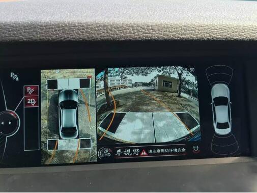 远离剐蹭碰撞 车视野360度行车记录仪