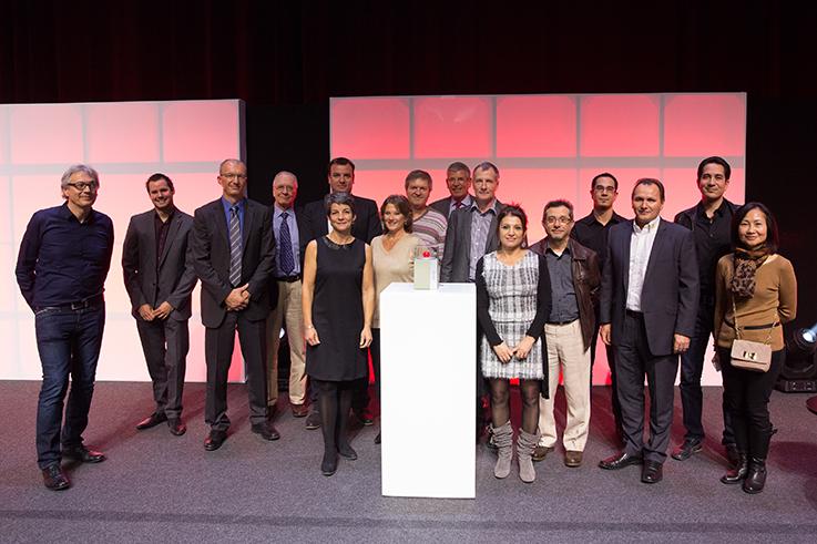 祝贺SYLVAC荣获2016瑞士zui佳中小企业奖!