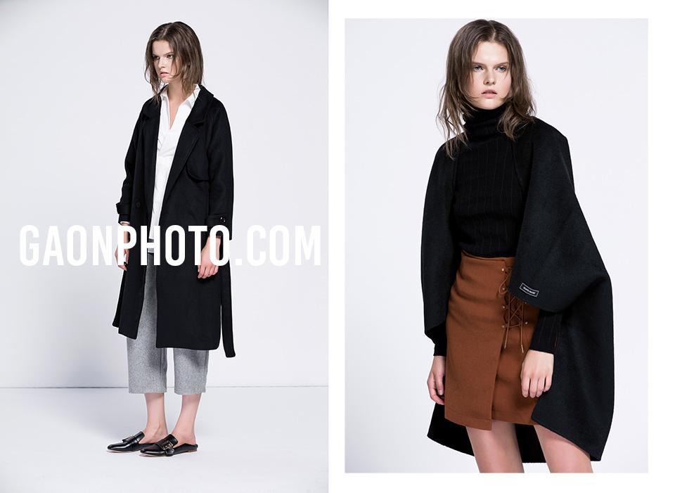 设计师品牌服装拍摄,lookbook拍摄