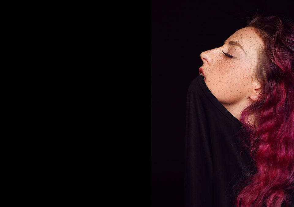 人像拍摄------高恩+Anna  雀斑系列