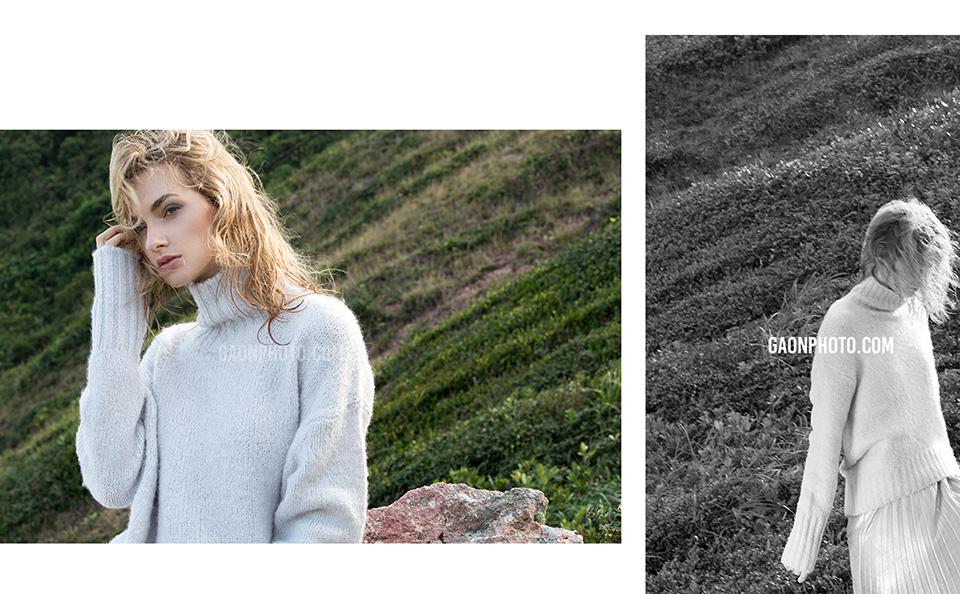 时装摄影,GAOEN+OLGA