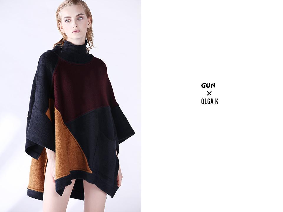 时装摄影棚拍作品 2015  GAOEN+OLGA