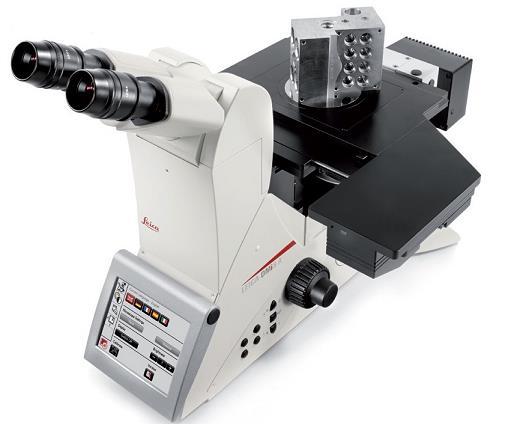 Leica DMi8 全/半自动倒置式材料显微镜