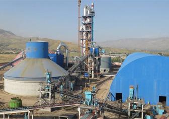 Tajikistan Moier 3200t/d Clinker Cement Production Line