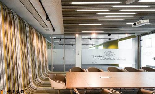 杭州办公室装修设计中的规划问题