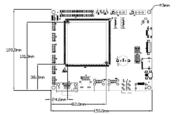 SBC9000单板机