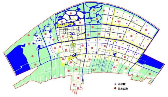 宁波杭州湾海绵城市规划研究 - 建筑设计 - 深圳市