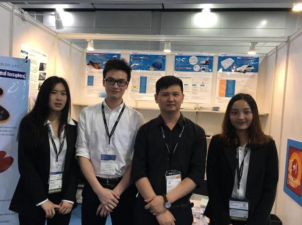欧深特亮相2016香港春季电子产品展
