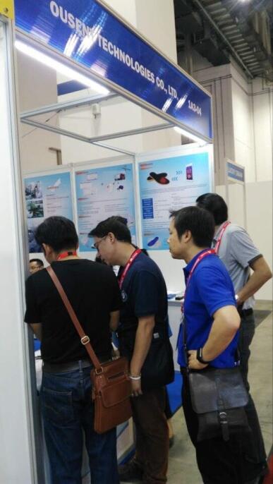 欧深特圆满结束新加坡滨海湾电子展