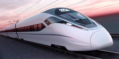 上海铁路局客运段某高铁
