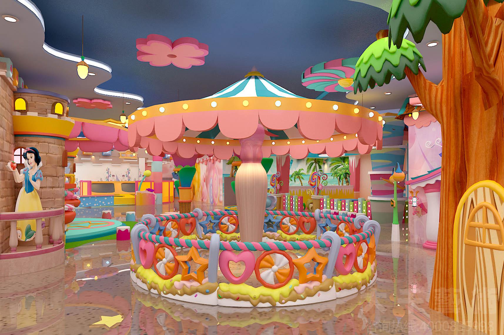 """以""""趣味性,艺术性,实用性""""为主题设计方向,打造出一个充满梦幻的糖果"""